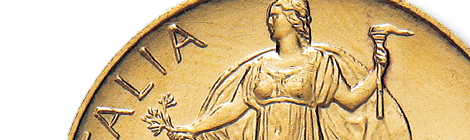 Vittorio Emanuele III - 100 lire 1931-1933 – Italia su prora